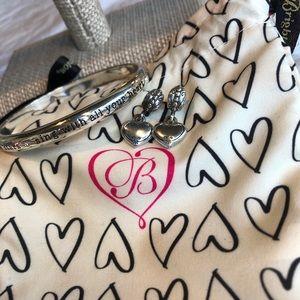 Brighton Inspirational Bracelet & Earring Set